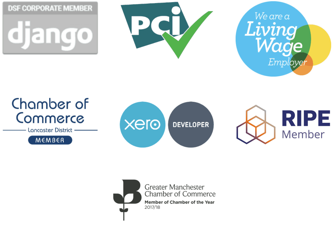 Xero Approved Developers and Django Corporate Members